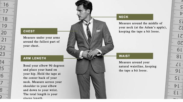 Kā iegūt pareizo apģērba izmēru